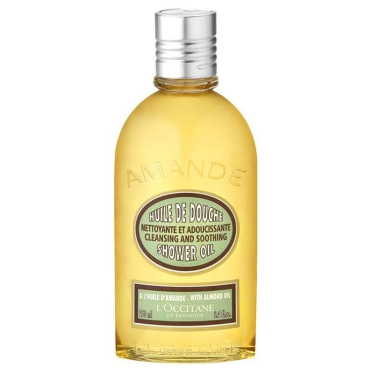 Best Body Wash For Women To Splurge On: Lu0027Occitane Almond Shower Oil