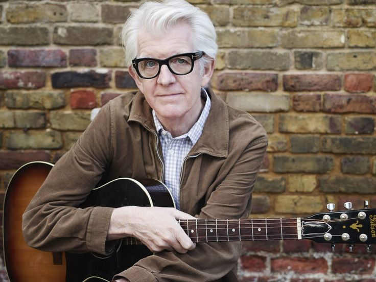 Nick Lowe interview. The British singer/songwriter on Chrissie Hynde, Stiff Records, Elvis Costello and more in a 2017 interview.