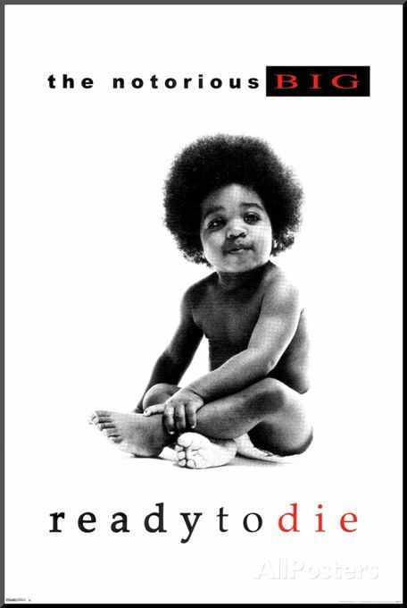Notorious BIG - Ready To Die Poster at AllPosters.com