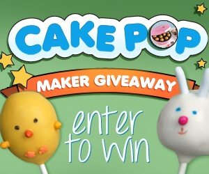 Win a Cake Pop Maker from WomenFreebies