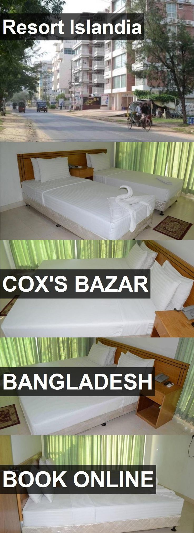 Hotel Resort Islandia in Cox's Bazar, Bangladesh. For more information, photos, reviews and best prices please follow the link. #Bangladesh #Cox'sBazar #travel #vacation #hotel