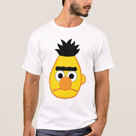 Bert Angry Face T-Shirt - click to get yours right now!