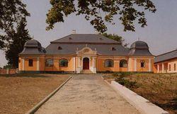 Tomcsányi-kastély Vásárosnamény