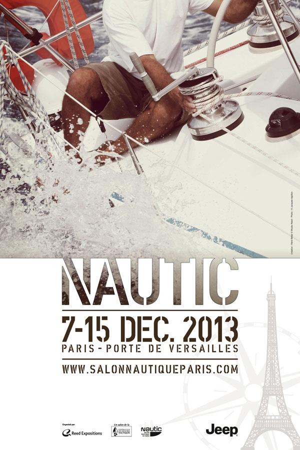 """Le Salon Nautique 2013 en """"Sail"""""""