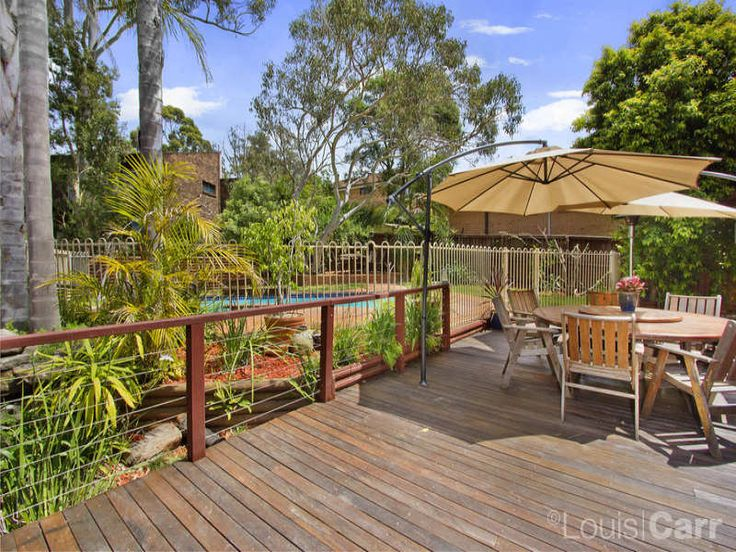 Outdoor living design with bbq area from a real Australian home - Outdoor Living photo 703300