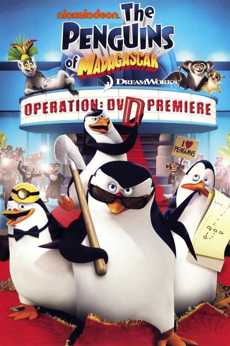Penguins of Madagascar: Operation DVD Premiere