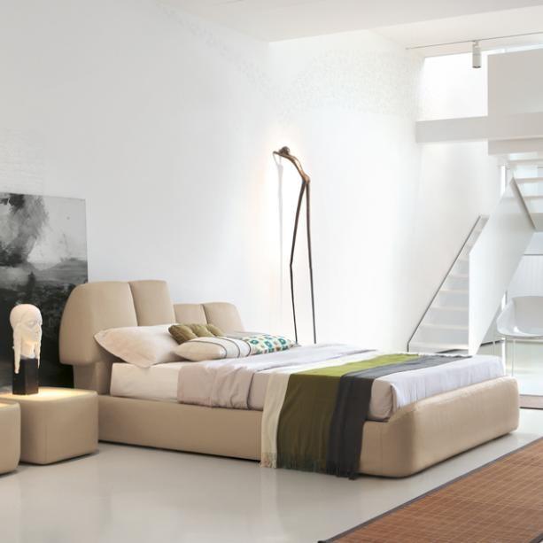 Łóżko Tuny Tonin Casa sypialnia