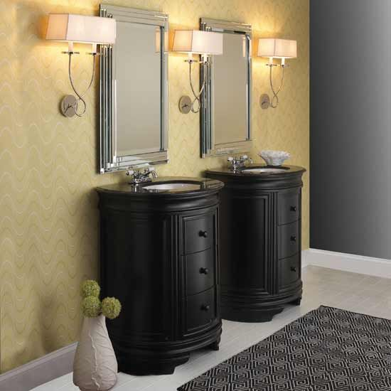 Bath Sconces With Shades 66 best great looks for the bath images on pinterest | bathroom