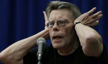 "He terrifies me, too...""The Presidential Candidate That Scares Horror Master Stephen King"""