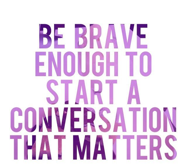 Be Brave In Leadership: 5 Tips For Initiating a Crucial Conversation www.DrCarmenApril.com