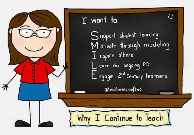 This pretty much sums up why, after 13 years, I continue in my profession as a French teacher. #sketch #sketchnote #teaching