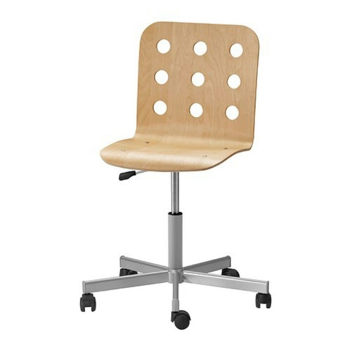 computer chair ikea modern white leather office pinterest and swivel