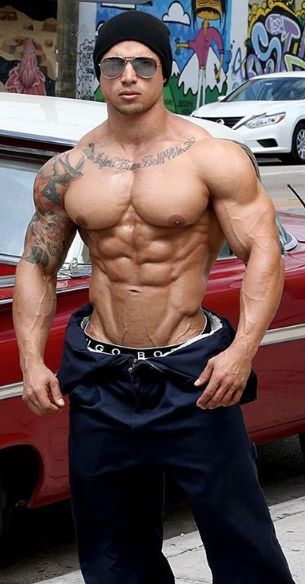 Male Muscle Growth Fantasy