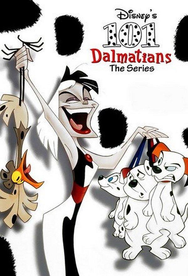 101 Dalmatians: The Series (TV Series 1997–1998)