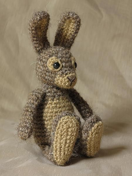 Crochet rabbit pattern-  $5.99 via craftsy, not a freebie! Lovely though xox