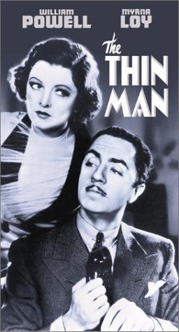 The Thin Man - Wonderful Classic - Fun to watch and see some surprising villains and young stars!