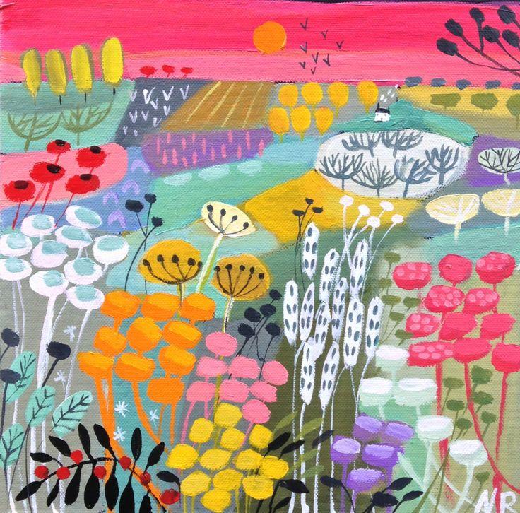 'Pink Sky' by Natalie Rymer