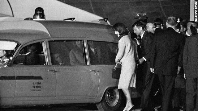 the details of events on the day of president john f kennedys assasination It has been fifty years since that sunny autumn day historian and author of the assassination of john f when john f kennedy ran for president.