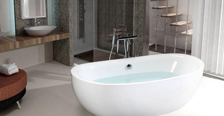 Funzionalità e bellezza al centro: venite ad ammirare i rubinetti vasca da terra di Zazzeri nei nostri showroom.
