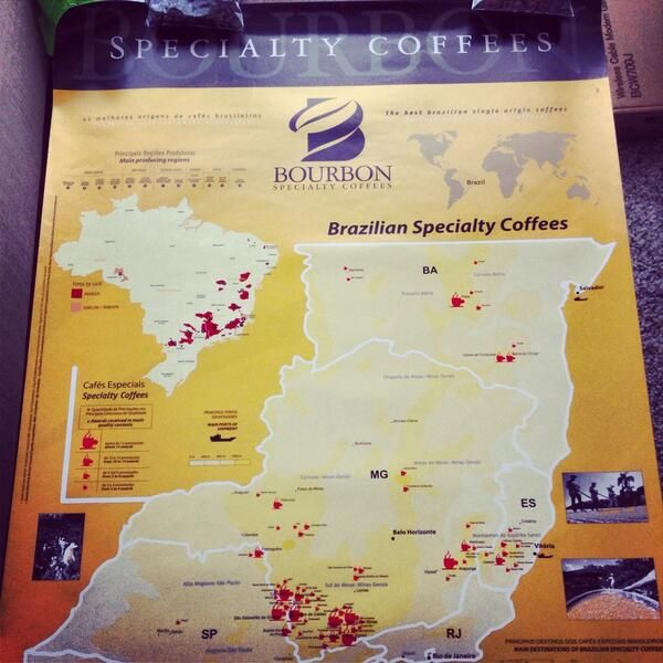 #coffee #map