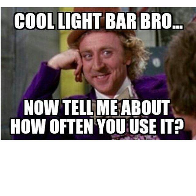 Funny bar memes