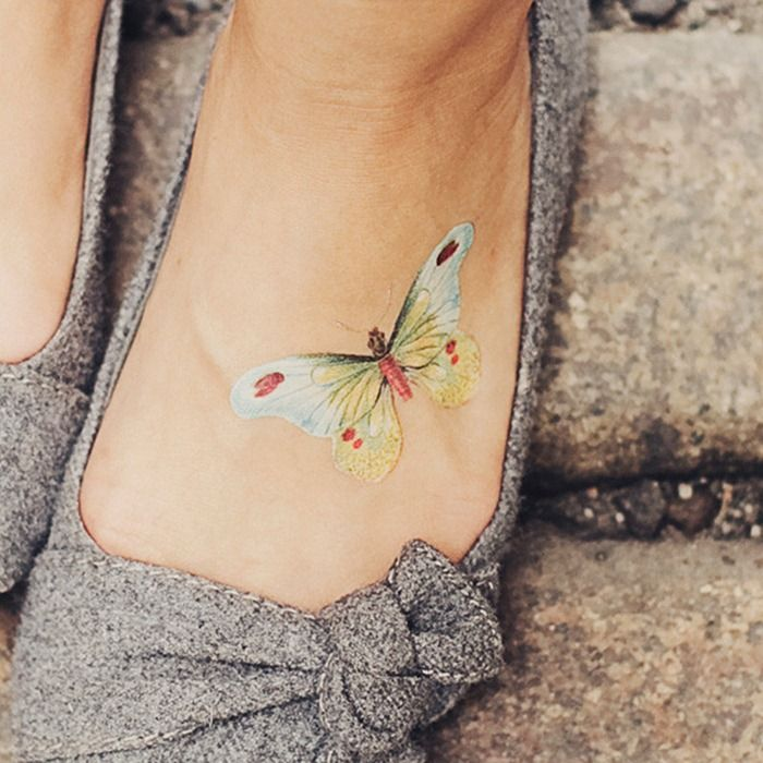 THE MOST BEAUTIFUL TATTOOS