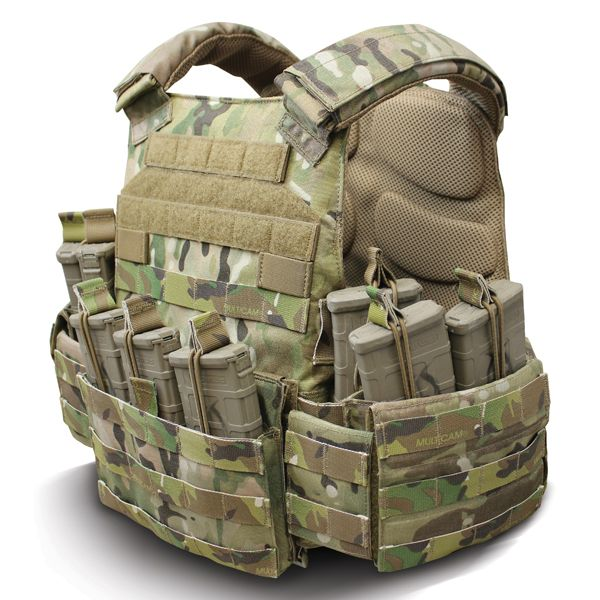 TYR Tactical PICO-MV Plate Carrier with T34 Armor | TYR Tactical - Plate Carrier, Body Armor, Tactical Gear, Tactical Armor