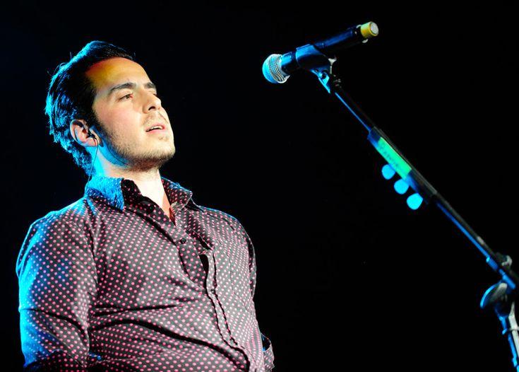 Pxndx en el Pepsi Center, presentando su Unplugged, Pepsi Center WTC, México DF, 5 de julio de 2013