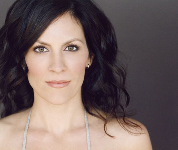 Simple beauty Annabeth Gish