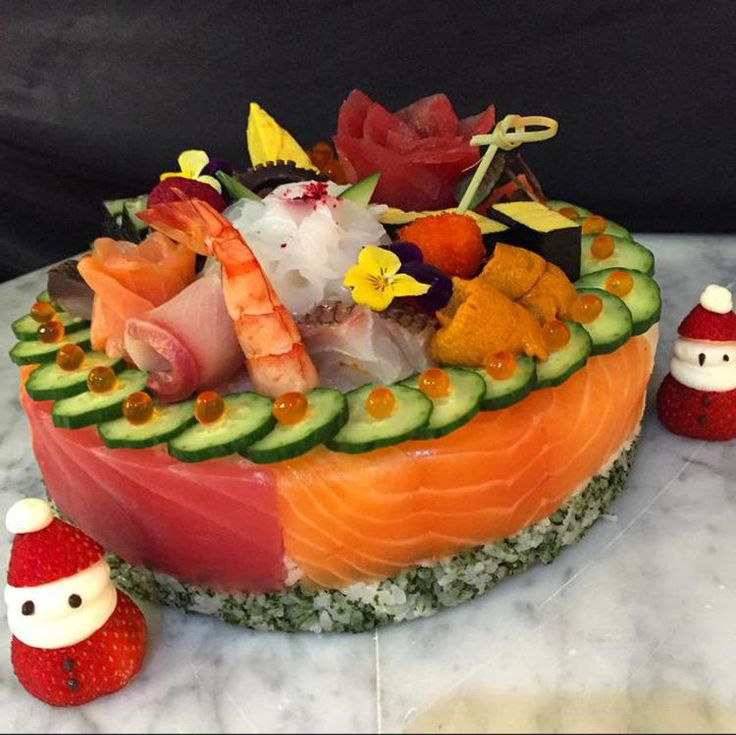 sushi wedding cake recipe 1000 ideas about sushi cake on sushi sashimi 20660