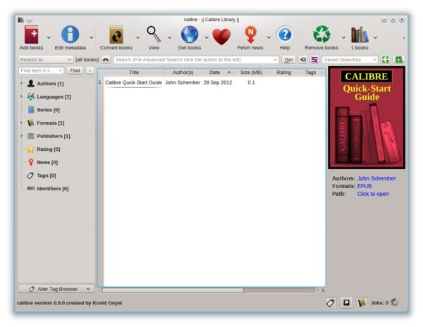 calibre (software) - Wikipedia, the free encyclopedia