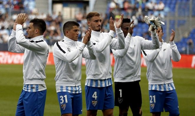 La Rosaleda se convierte en un fortín El Málaga CF ha enlazado tres triunfos consecutivos en el Estadio La Rosaleda. Las victorias ante Eibar, Athletic y Leganés colocan a nuestro equipo en el Top 5 como mejor local. @Málaga #9ine