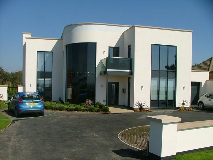 Previous project in Essex by advocate AG. Aluminium frame / Structural Glazing.
