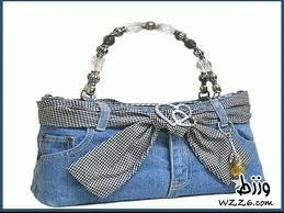 Some of them are really pretty. Love this shape of bag, included the pockets, belt loops and zipper.