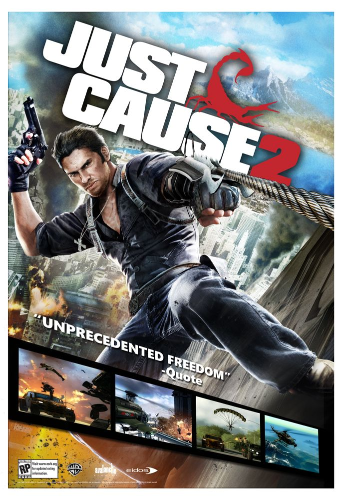 Just Cause 2 Highly Compressed PC Game Download