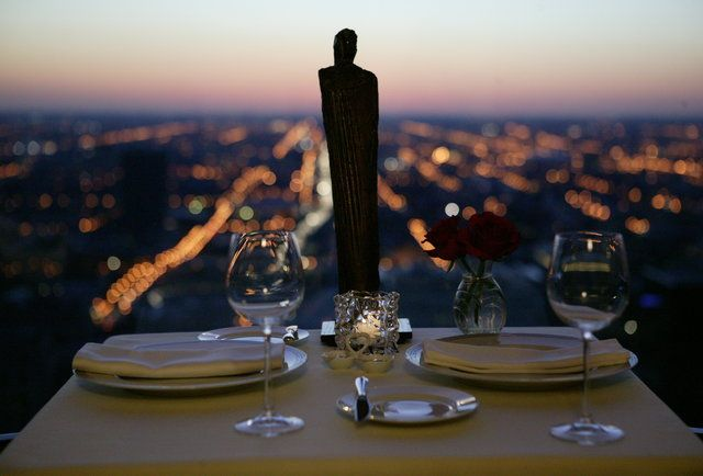 17 Jaw Dropping Chicago Locations For Drinks With A View