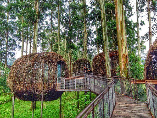 Dusun Bambu, Bandung, Indonesia (Dengan gambar) Pemandangan
