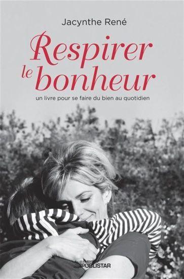 Renaud-Bray: Respirer le bonheur - Un livre pour se faire du bien au quotidien se veut une réflexion sur un mode de vie différent, qui est désormais celui de l'auteure. Dans son livre, elle en surprendra plusieurs avec des propos à l'opposé de ce que la société propose en ce moment...