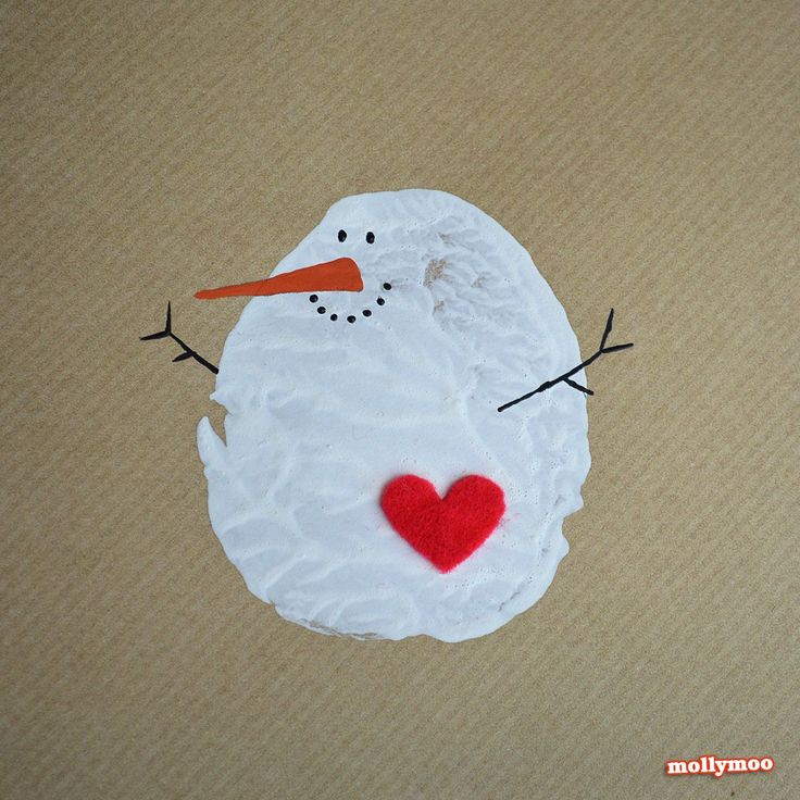 mollymoo.ie - DIY Christmas Cards, Potato Printing