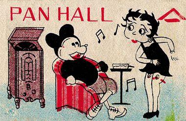 PAN HALL