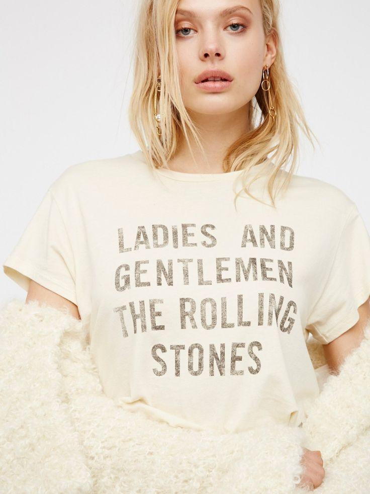 Rolling Stones Rock Tee
