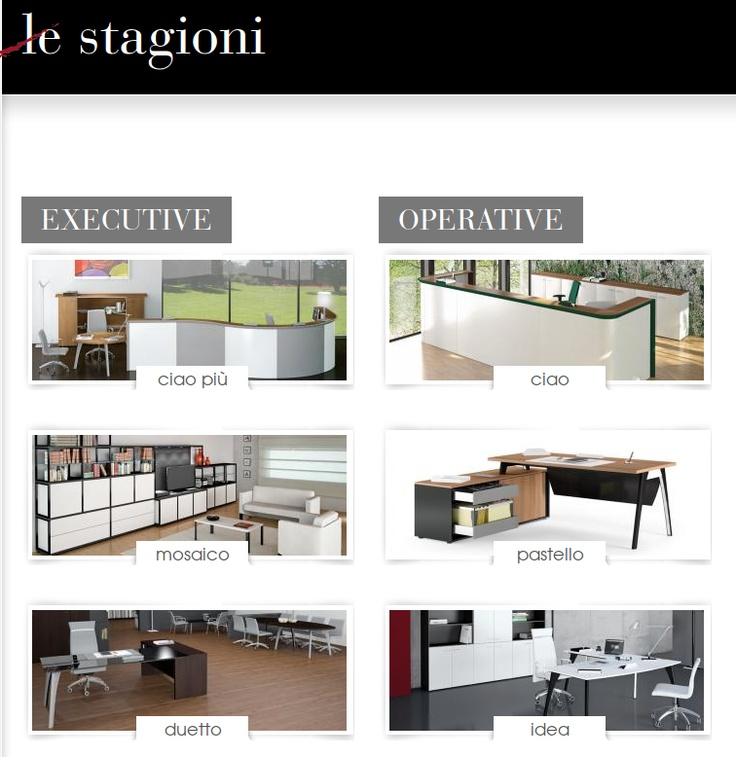 "Discover ""Le Stagioni"" - Codutti - Furniture Made in Italy  http://www.codutti.it/eng/products/le-stagioni"
