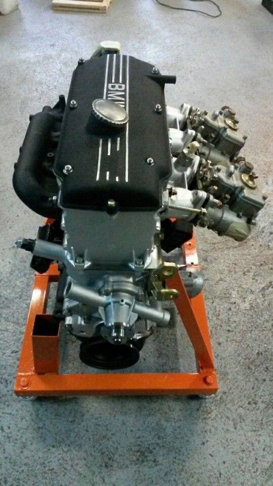 Bmw M10 E10 2002 Clean Engine Luxury Cars Pinterest