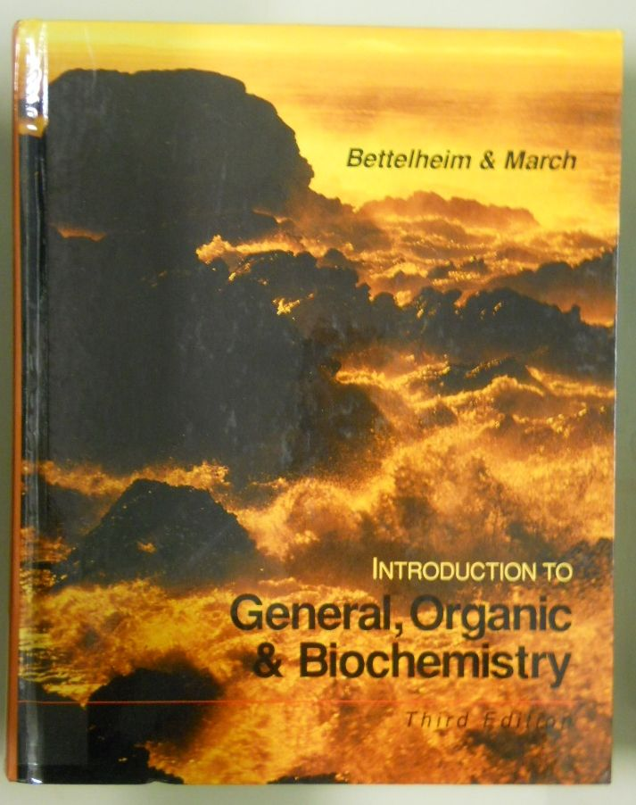 87 best modern science textbooks images on pinterest modern introduction to general organic biochemistry 1991 by frederick a bettelheim and fandeluxe Choice Image