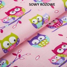Bawełniane prześcieradło z gumką 60x120 / COTTON SHEET with rubber 60x120 [Mikołajek] -> Zitolo.com