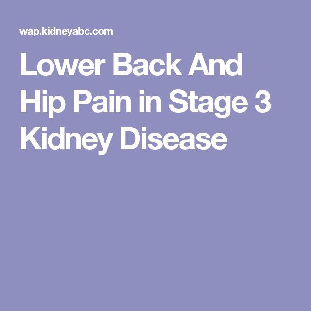 3rd Stage Kidney Disease Diets