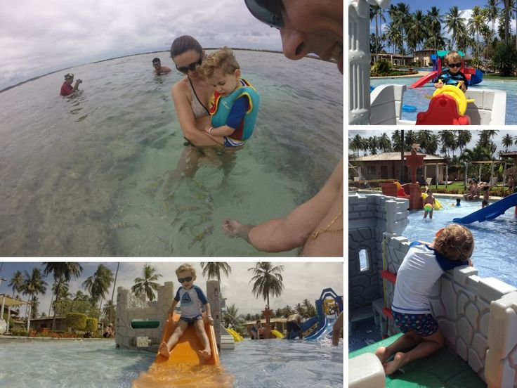 Resort com crianças: Grand Oca Maragogi. Nossa experiência. Dicas de viagem. Viajar com crianças. Resort de praia.