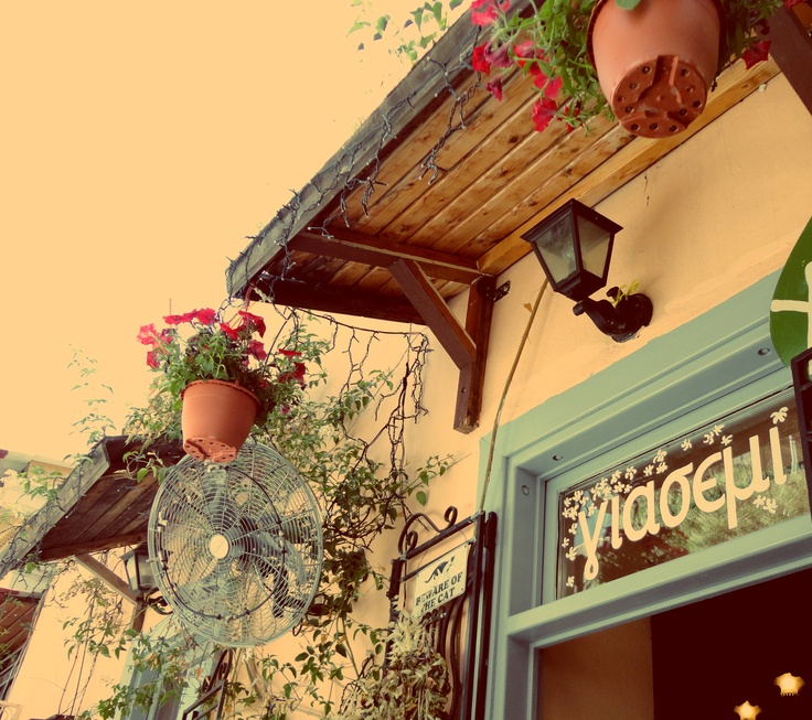 Cafe @ Plaka Athens