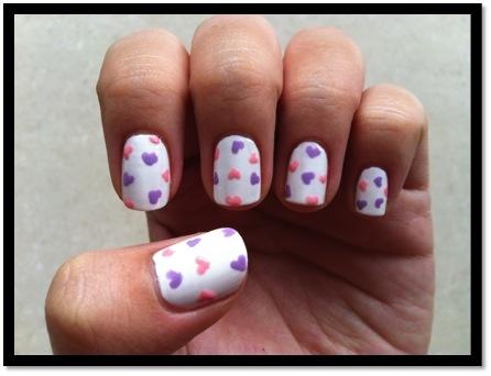 Hearts: Nail Polish, Heart, Goobynails Blogspot It, Makeup, Manicure, Missgoob Nailart, Beauty Styles, Nail Obsession, Nail Art