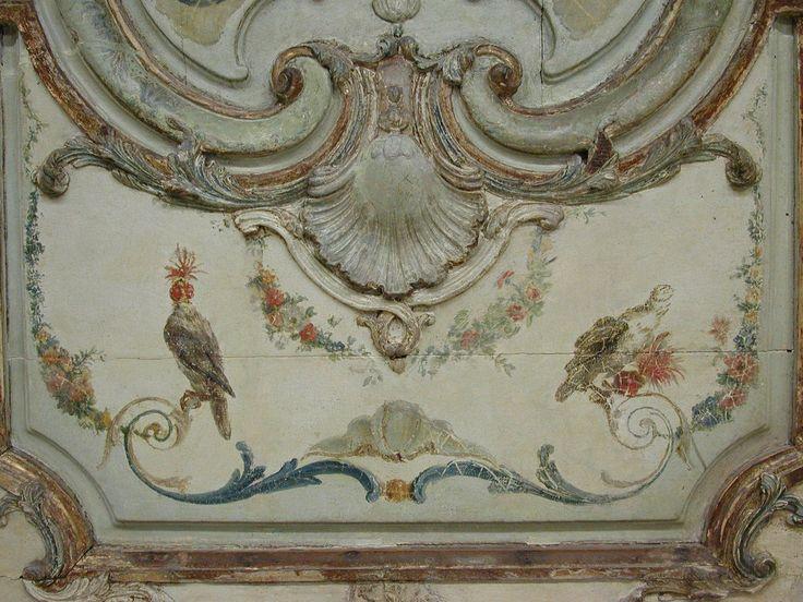 Door Panel  Manner of Christophe Hüet (French, Pontoise 1700–1759 Paris)  Date: ca. 1751